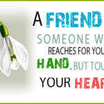 Heart Touching Quotes about Friendship