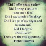 Henri Nouwen Quotes About Smile