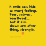 Hiding Sadness With A Smile Quotes Facebook