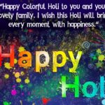 Holi Wishes To Boss Facebook