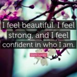 I Am Beautiful And Strong Quotes