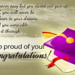 I Am Proud Of You Graduation Quotes Facebook