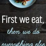 I Love Food Quotes