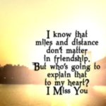 I Miss You Friend Quotes