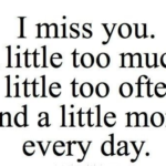I Miss You Friend Quotes and Saying