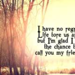 I Miss You Friend Quotes and Sayings