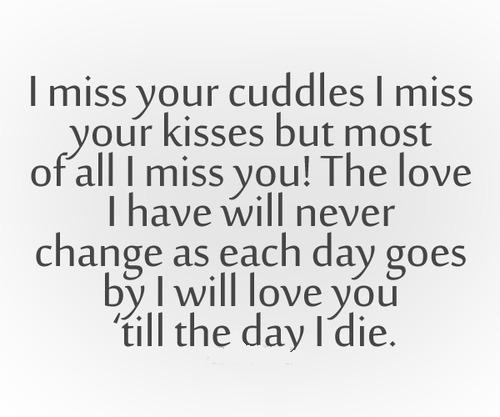 I Miss You Quotes For Him I Love You Upload Mega Quotes