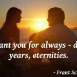 I Will Love You Forever and Always Quotes For Him