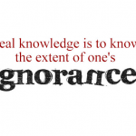 Ignorance Hurts Quotes