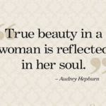 Inner Beauty Quotes from Audrey Hepburn