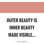 Inner and Outer Beauty Quotes