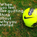 Inspiration Soccer Quotes