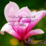 Inspirational Flower Quotes Facebook