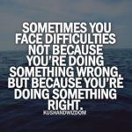 Inspirational Quotes For Hard Times Pinterest