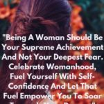Inspirational Quotes For Women's Month Facebook