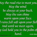 Irish Sayings About Life Facebook