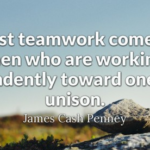 James Cash Penney Quotes About Independence