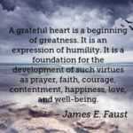 James E. Faust Quotes About Faith