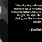 Jim Rohn Quotes About Communication