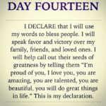 Joel Osteen I Declare Quotes and Sayings