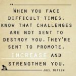 Joel Osteen Positive Quotes