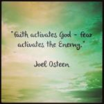 Joel Osteen Quotes On Faith
