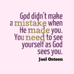Joel Osteen Quotes On Faith Tumblr