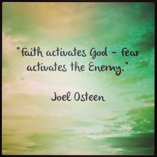 Joel Osteen Quotes On Faith Upload Mega Quotes