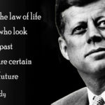 John F. Kennedy Quotes About Change