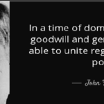 John F. Kennedy Quotes About Politics
