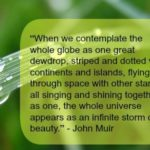 John Muir Quotes About Space