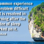 John Steinbeck Quotes About Experience