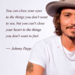Johnny Depp Quotes You Can Close Your Eyes Tumblr