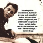 Johnny Depp Young Love Quotes