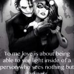Joker Love Quotes