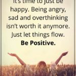Just Be Positive Quotes Facebook