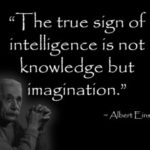Knowledge Quotes by Albert Einstein