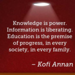 Kofi Annan Quotes About Power