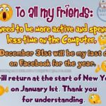 Last Day Of The Year Funny Quotes Facebook