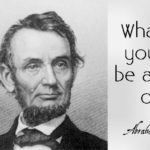 Leadership Quotes A. Lincoln