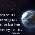 Learning Quotes by Galileo Galilei