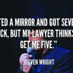 Legal Quotes by Steven Wright