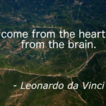 Leonardo da Vinci Quotes About Sad