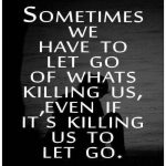 Letting Go Of Someone You Love Quotes and Sayings