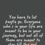 Letting Go of Friends Quotes