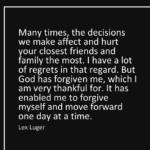 Lex Luger Quotes About Family