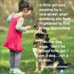 Little Girl And Her Dog Quotes Pinterest