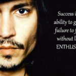 Love Quotes by Johnny Depp Young