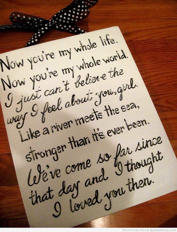 Love Song Quotes For Him Pinterest Upload Mega Quotes