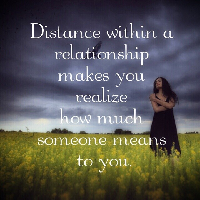 Inspirational Love Quotes For Long Distance Relationships: Lovers Distance Quotes